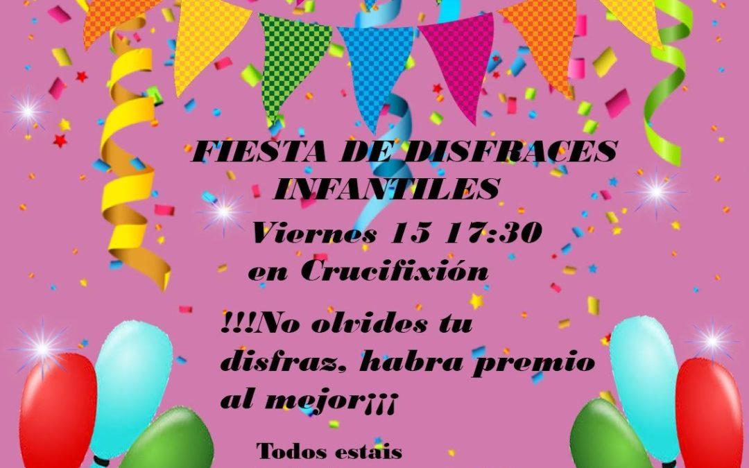 Fiesta de Disfraces Infantiles
