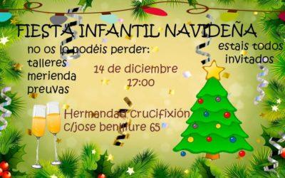 Fiesta Infantil Navideña